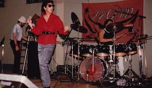 Azgard at THON (1983)