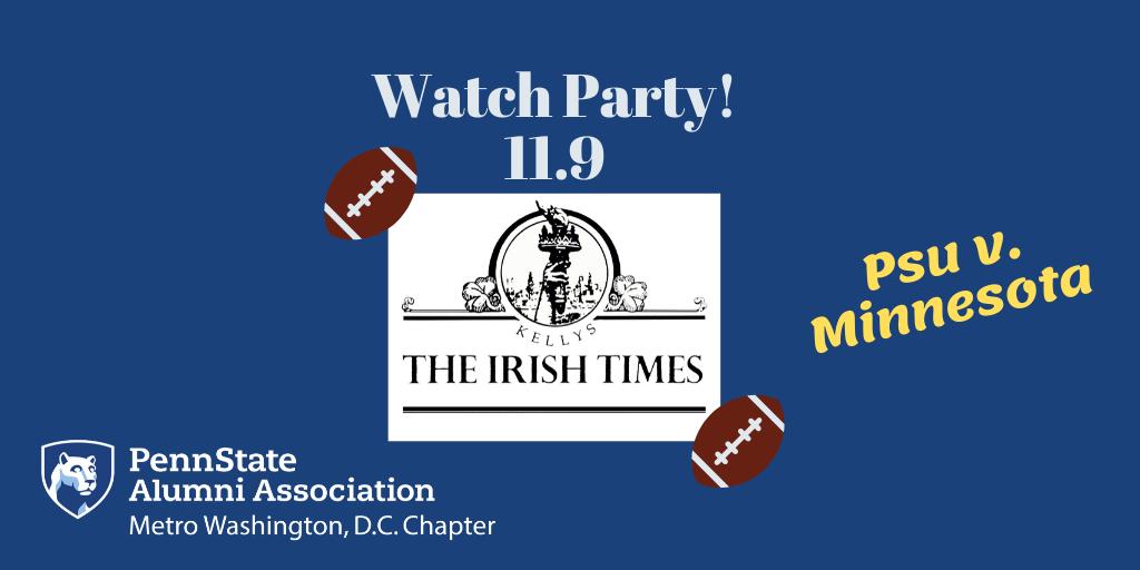 kellys-watch-party